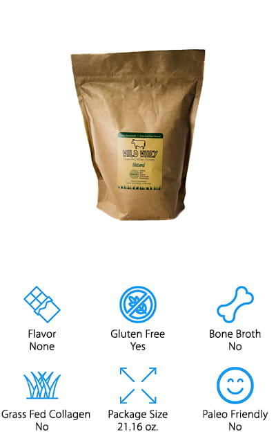 Wild Foods Whey Protein Powder