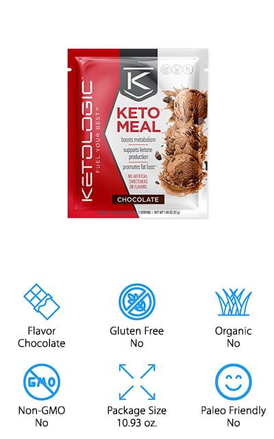 KetoLogic Meal Replacement Shake