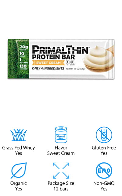 Julian Bakery Primal Thin