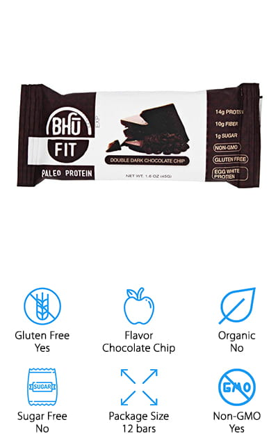 Bhu Fit Paleo Bar