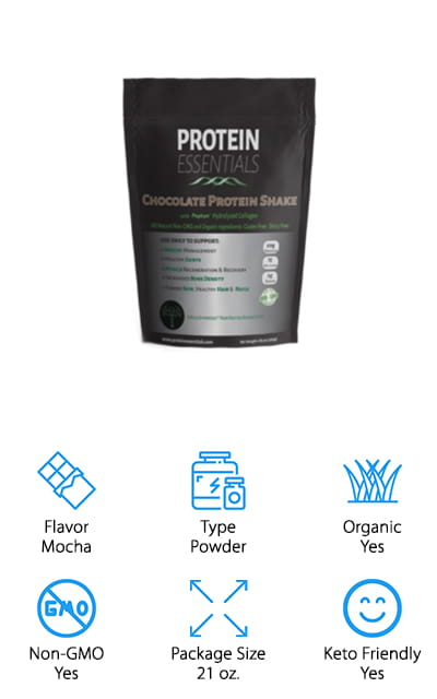 Protein Essentials Drink Mix