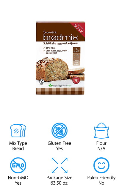 Sukrin Bread Mix