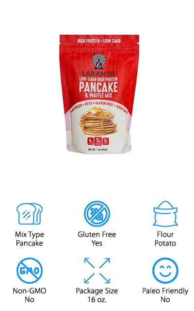 Lakanto Pancake Mix