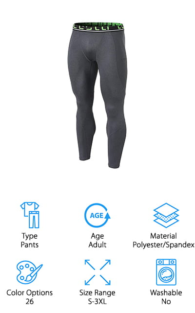 Tesla Thermal Baselayer Pants