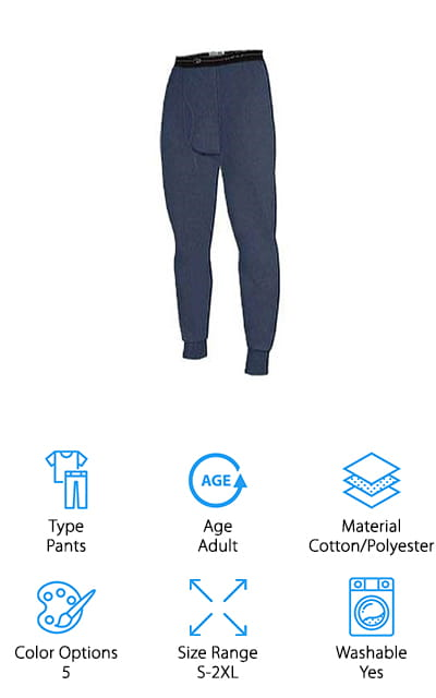 Duofold Wicking Thermal Pant