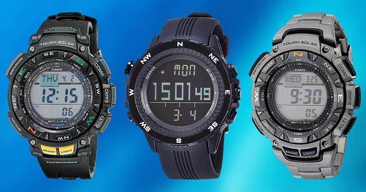 10 Best ABC Watches 2019 [Buying Guide] – Geekwrapped