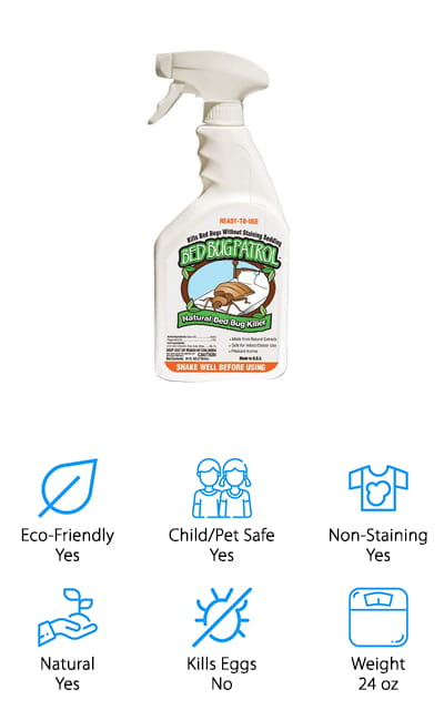 10 Best Bed Bug Spray Reviews 2019 [Buying Guide] – Geekwrapped