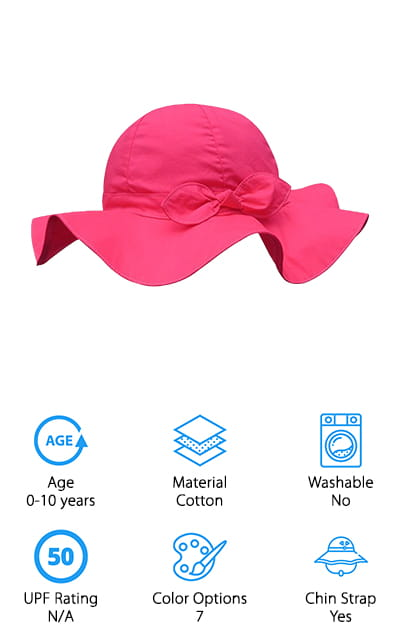 SNW Baby Sun Hat