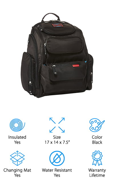 Bag Nation Diaper Bag