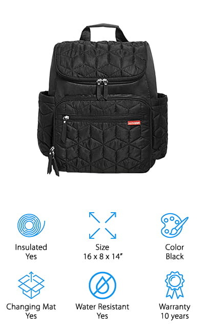 Skip Hop Diaper Backpack