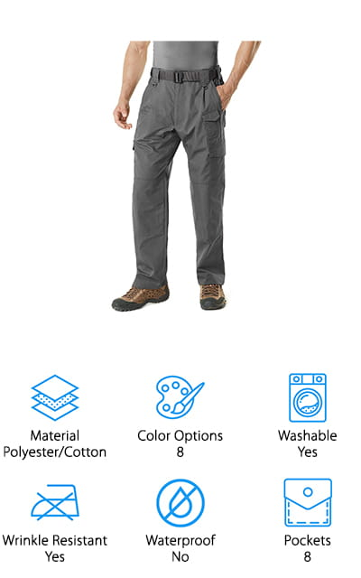 Best Men's Hiking Pants