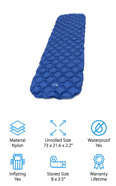 Moon Lence Sleeping Pad