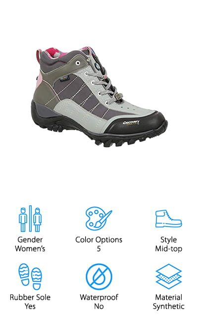 Discovery Expedition Hiking Boot