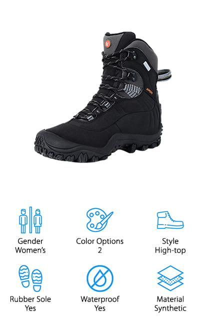 Manfen Women's Hiking Boot