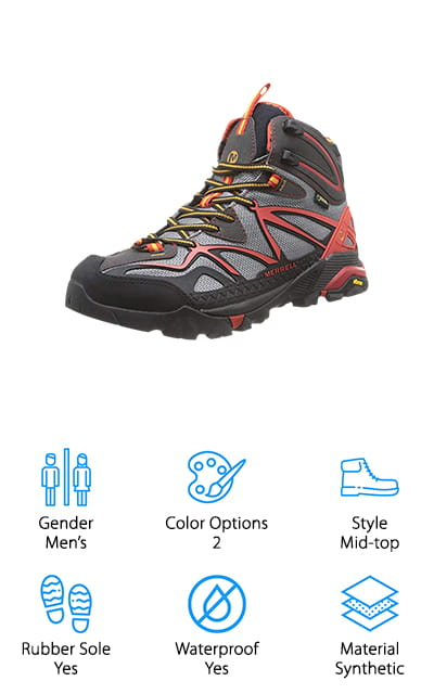 Merrell Capra Hiking Boot