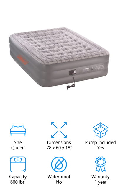 Coleman SupportRest Airbed