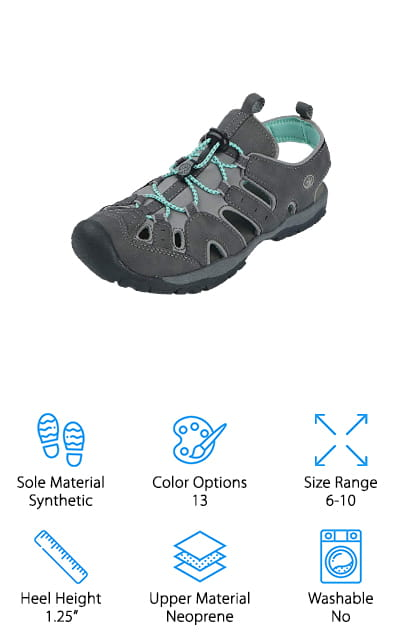 Best Women's Hiking Sandals