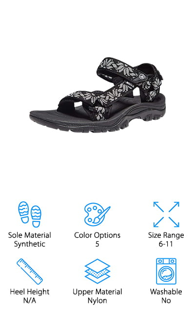 ATIKA Maya Trail Sport Sandals