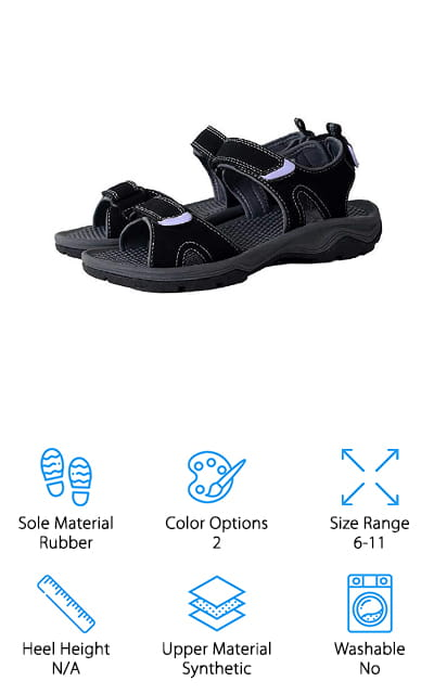 Khombu River Sandals