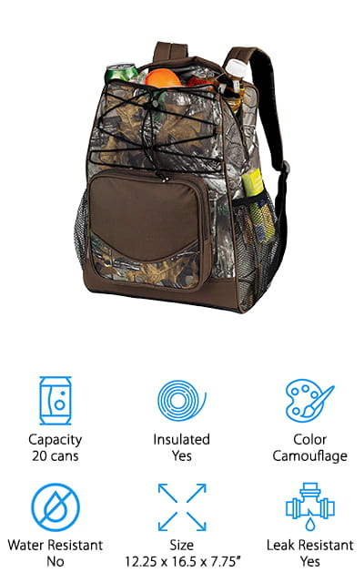 OAGear Backpack Cooler