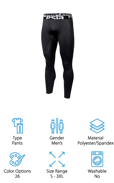 Tesla Compression Pants