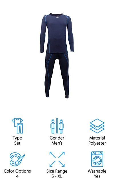 Fitextreme Maxheat Thermal Underwear
