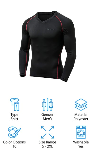 Tesla Base Layer Compression Top