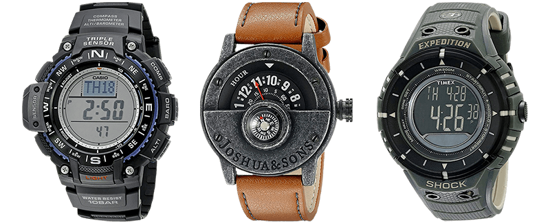Best Outdoor Compass Watches