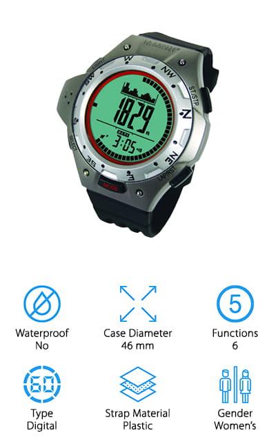 La Crosse Technology Compass Watch