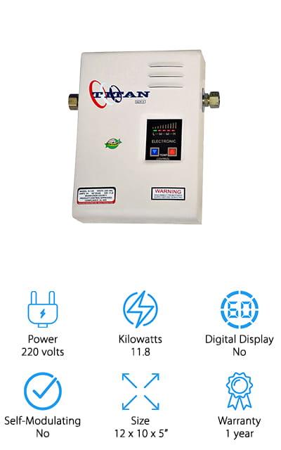 Titan SCR2 N-120 Water Heater