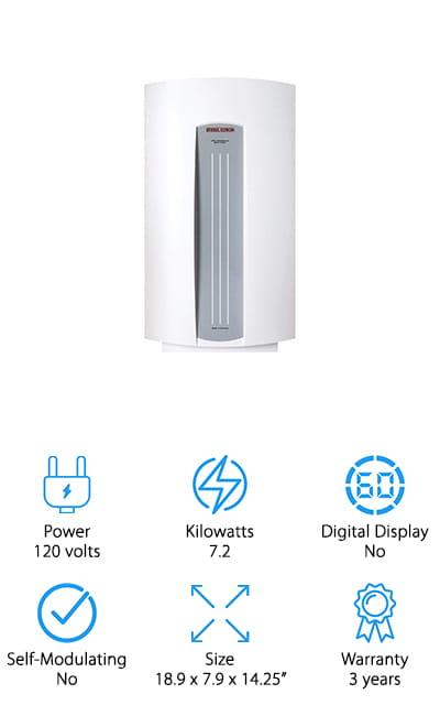 Stiebel Eltron DHC 3-1 Water Heater