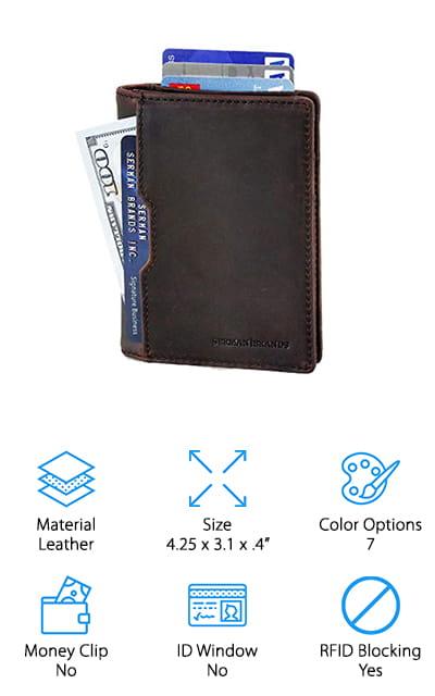 Best Front Pocket Wallets