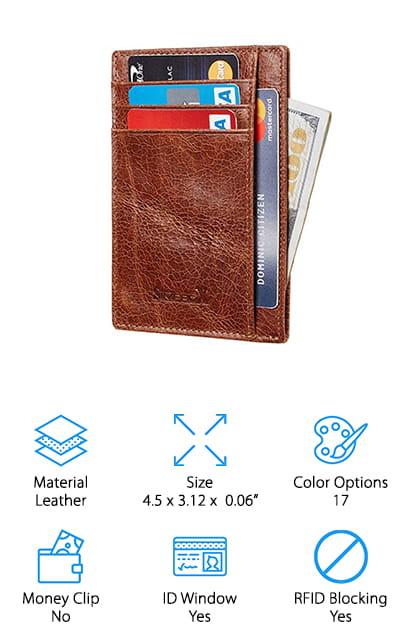 SimpacX Front Pocket Wallet