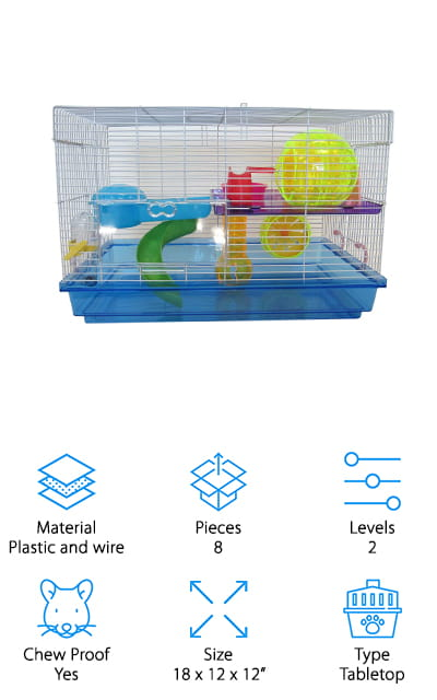 YML Hamster Cage