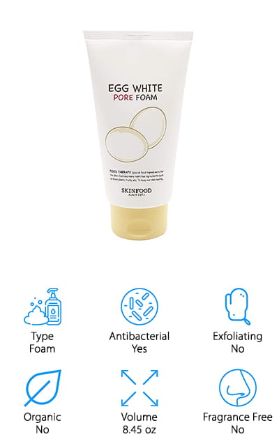 Skinfood Egg White Cleanser