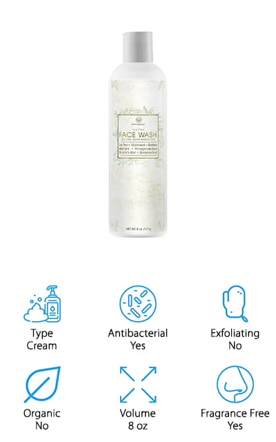 Era Organics Face Cleanser