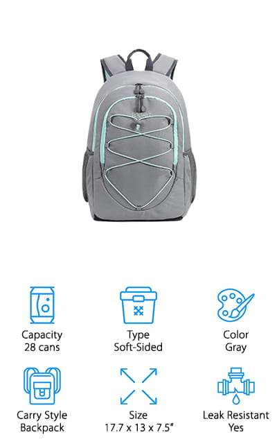 Tourit Backpack Soft Cooler