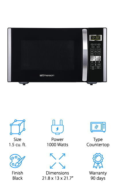 Emerson Convection Microwave