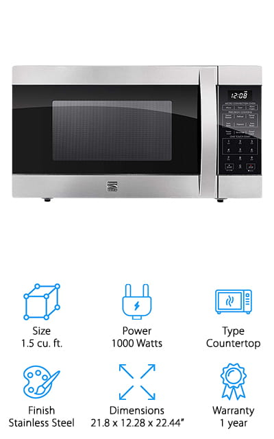 Kenmore Convection Microwave Oven