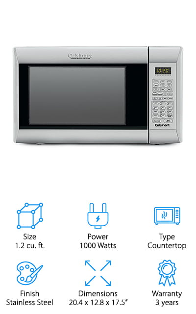 Cuisinart Convection Microwave
