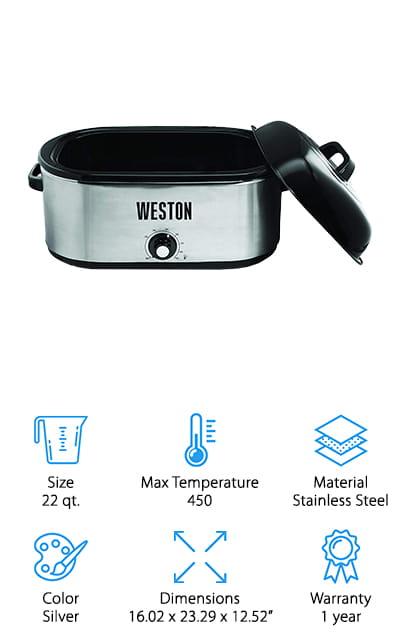 Weston Roaster Oven