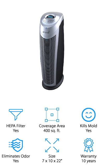 Oransi Finn UV Air Purifier