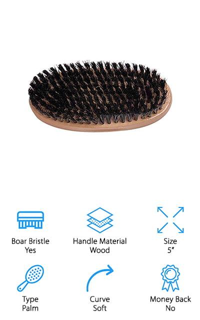 Magic Collection Palm Brush