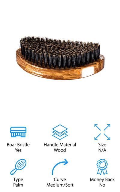 Torino Pro Wave Brush #710