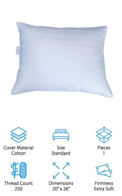 Downlite Duck Down Pillow