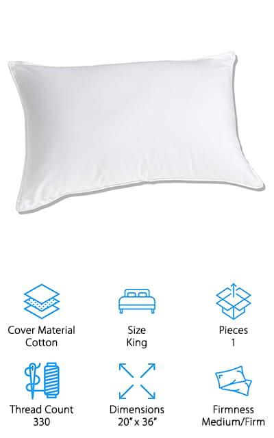 Luxuredown Down Pillow