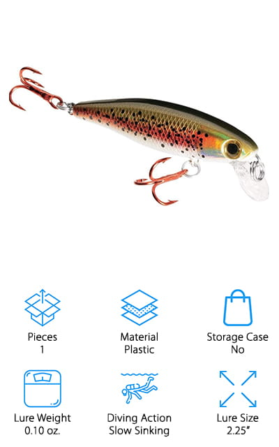Dynamic Lures Trout Lure
