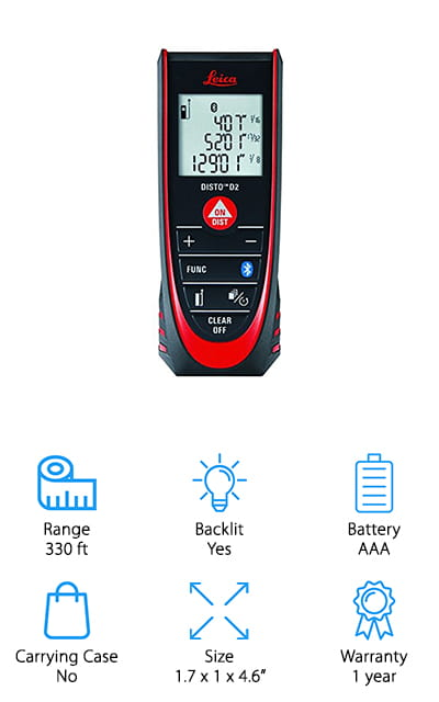 Leica DISTO Laser Measure