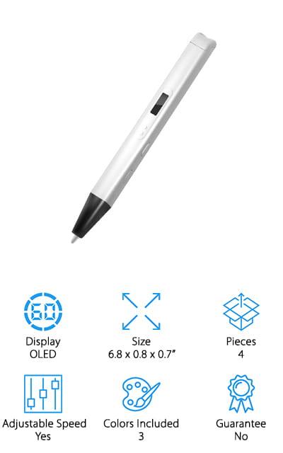MYNT3D Printing 3D Pen
