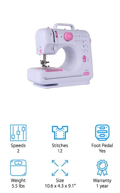 Best Starter Sewing Machines